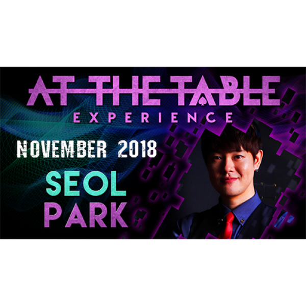 At The Table Live Seol Park November 7, 2018 video...