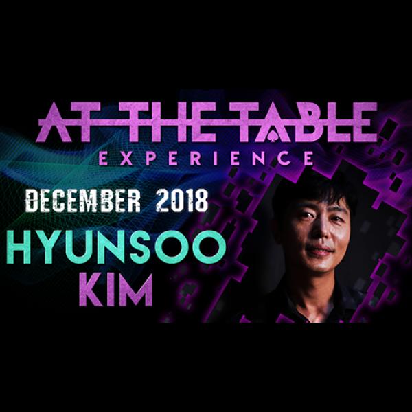 At The Table Live Hyunsoo Kim December 5, 2018 vid...