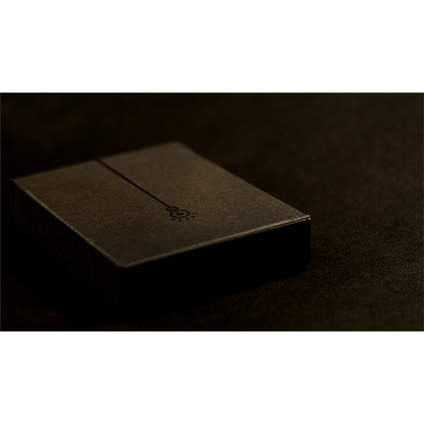Mazzo di carte Deluxe ICON BLK Playing Cards by Pure Imagination Project