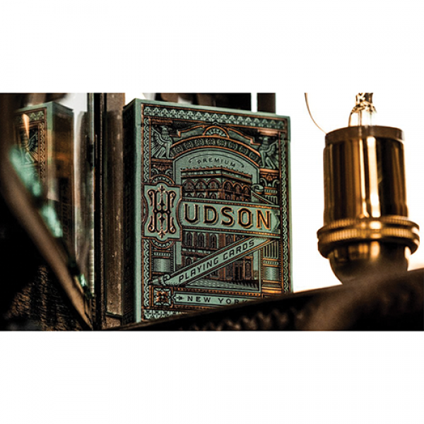 Mazzo di carte Hudson Playing Cards by theory11
