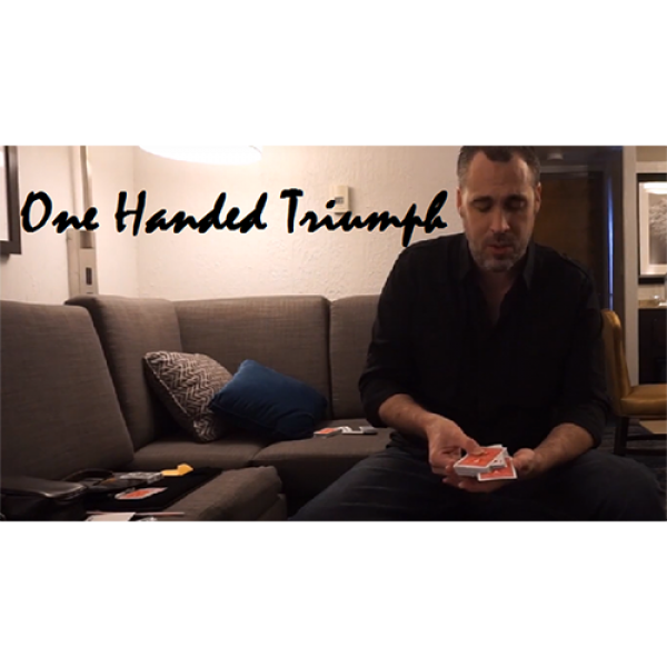 One Handed Triumph by Justin Miller video DOWNLOAD