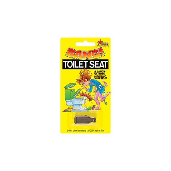 BANG! Toilet Seat Prank by Loftuss