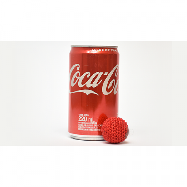 Chop Can Coke Mini Size (Gimmicks and Online Instr...