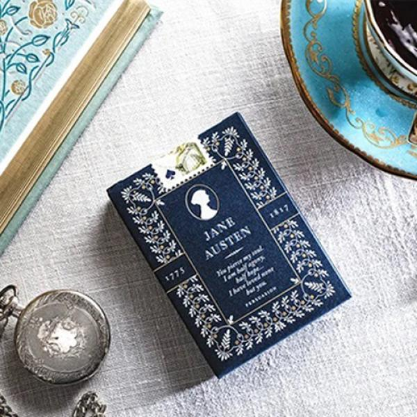 Mazzo di carte Jane Austen Playing Cards by Art of Play