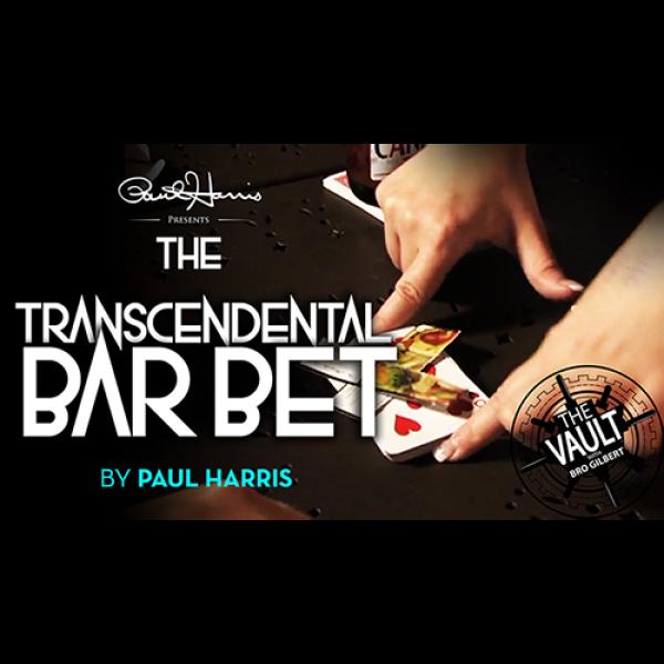 The Vault - The Transcendental Bar Bet by Paul Har...