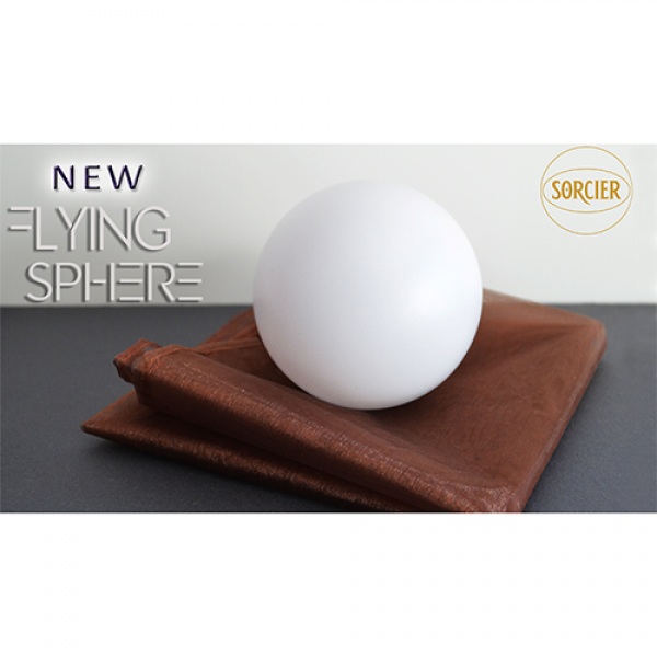 NEW FLYING SPHERE (With Remote) by Sorcier Magic