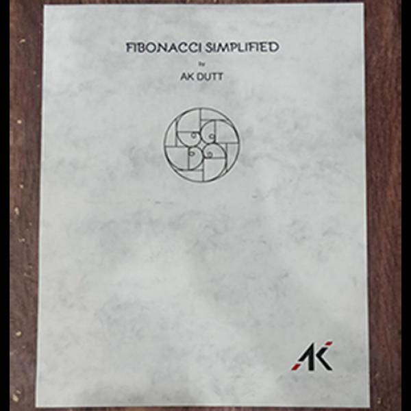 FIBONACCI SIMPLIFIED by AK Dutt