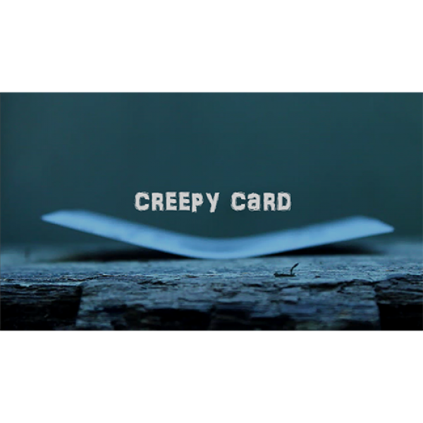 Creepy Card by Arnel Renegado video DOWNLOAD