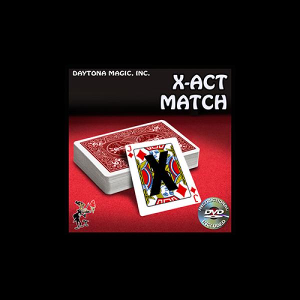 X-ACT Match by Daytona Magic