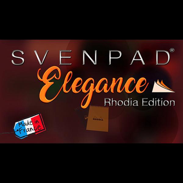SvenPad® Elegance Rhodia® Edition (Single, Black...