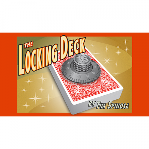 The Locking Deck (RED) by Tim Spinosa