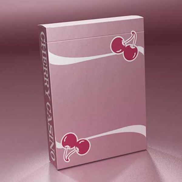 Cherry Casino Flamingo Quartz (Pink) Playing Cards...