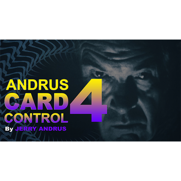 Andrus Card Control 4 by Jerry Andrus Taught by Jo...