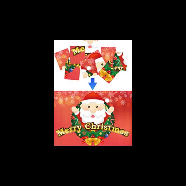 Christmas Puzzle by Tejinaya Magic