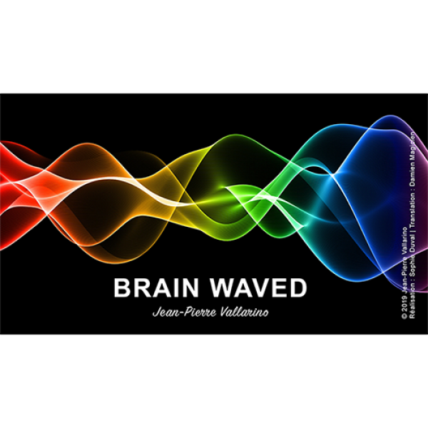 BRAIN WAVED (Gimmicks and Online Instructions) by ...