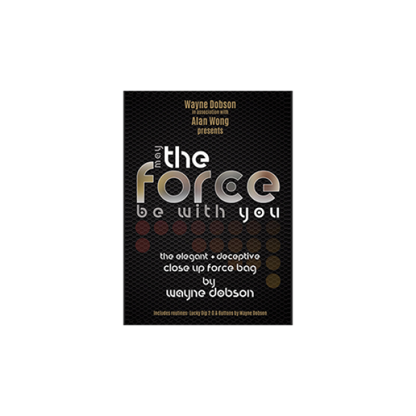 The FORCE by Wayne Dobson and Alan Wong
