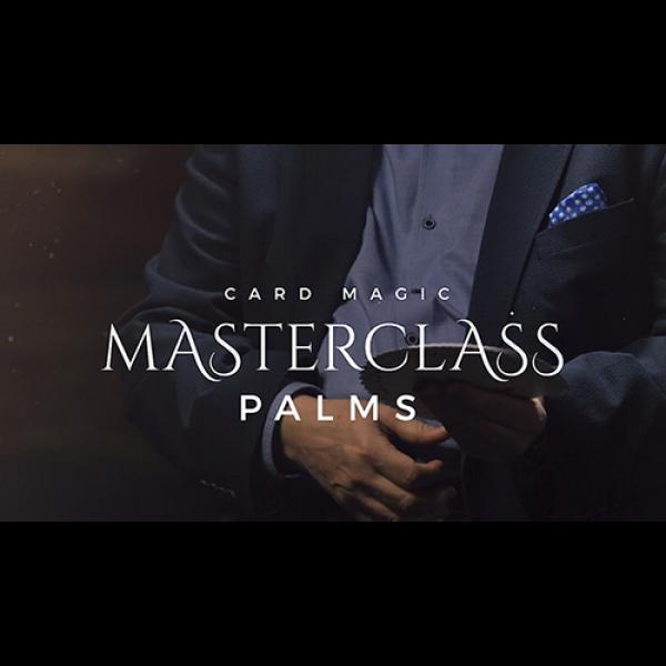 Card Magic Masterclass (Palms) by Roberto Giobbi - DVD
