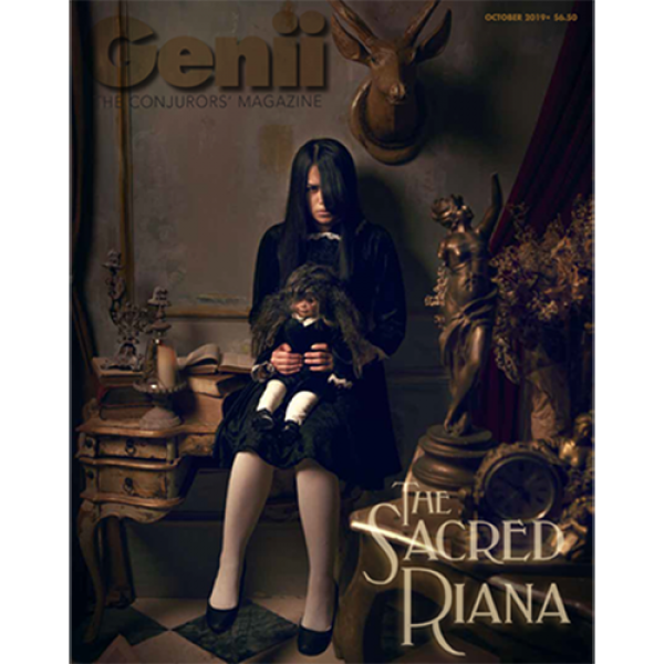 Genii Magazine October 2019 - Book