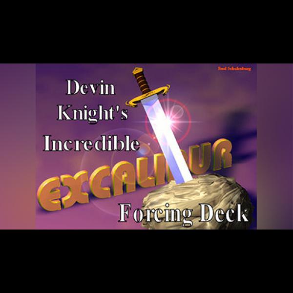 EXCALIBUR DECK by Devin Knight eBook DOWNLOAD