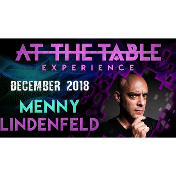 At The Table Live Menny Lindenfeld December 19, 20...