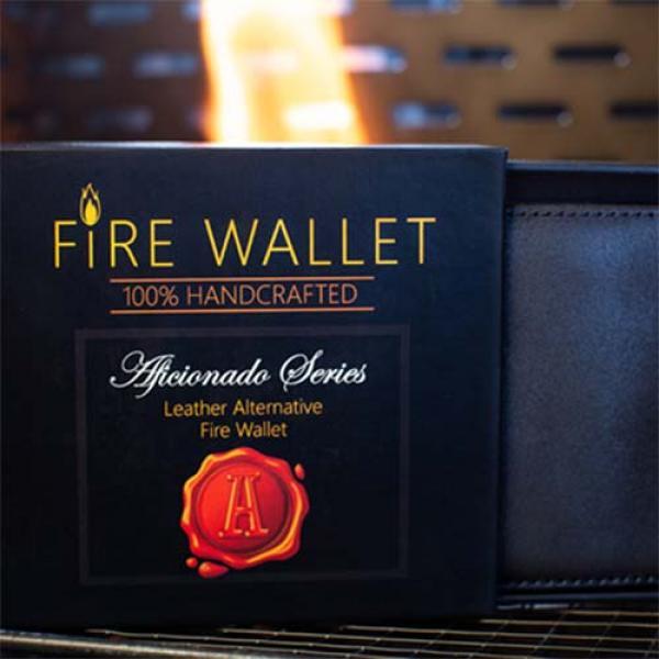 The Aficionado Fire Wallet (Gimmick and Online Ins...