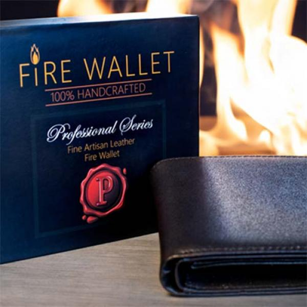 The Professional's Fire Wallet (Gimmick and Online...