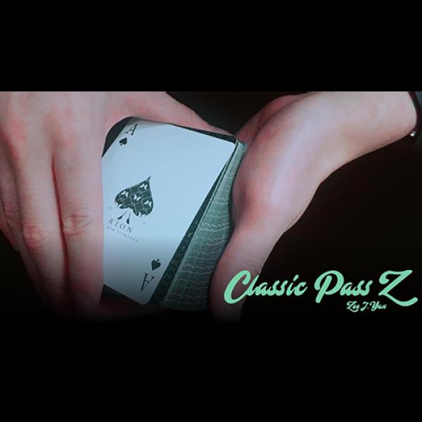 Classic Pass Z by Zee (Includes Bonus PDF) - DVD