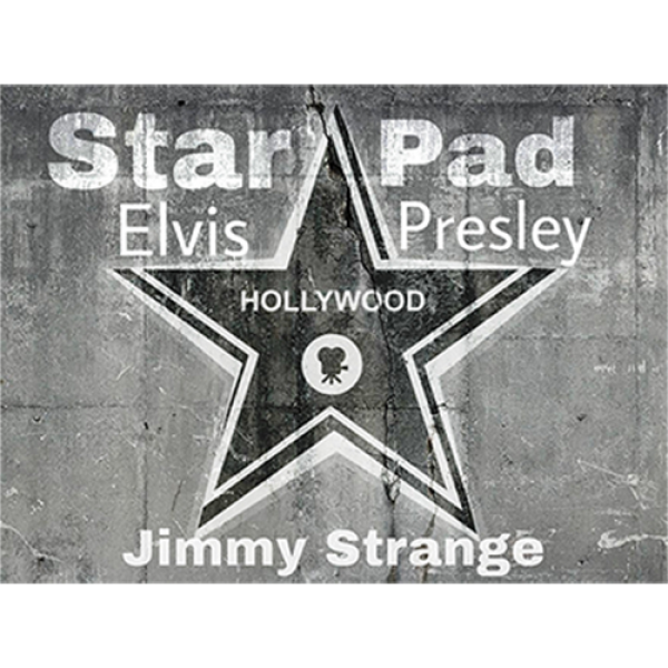 Star Pad - Elvis Presley by Jimmy Strange