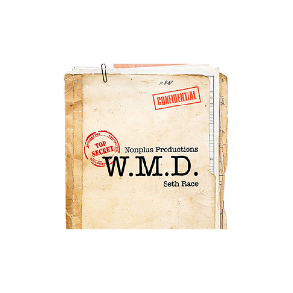 W.M.D. (Gimmick and Online Instructions) by Seth R...