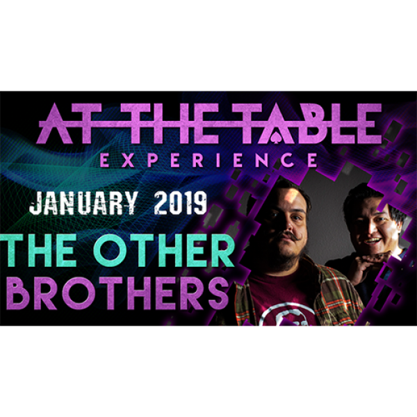 At The Table Live Lecture The Other Brothers Janua...