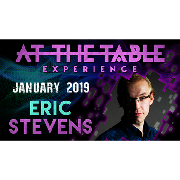 At The Table Live Lecture Eric Stevens January 16t...