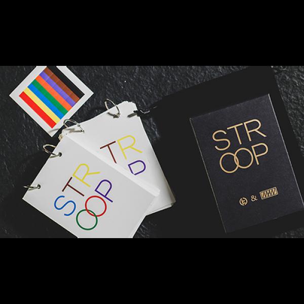 STROOP Magic Trick by Man & TCC