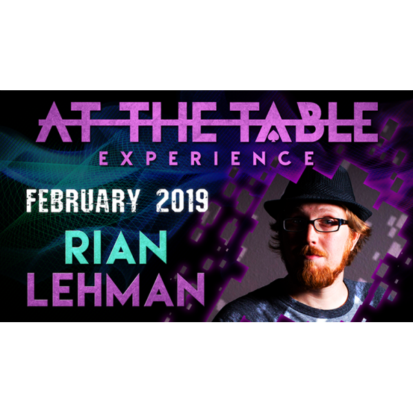 At The Table Live Lecture Rian Lehman February 6th...