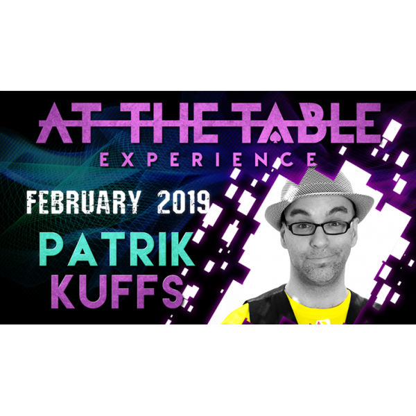 At The Table Live Lecture Patrik Kuffs February 20...
