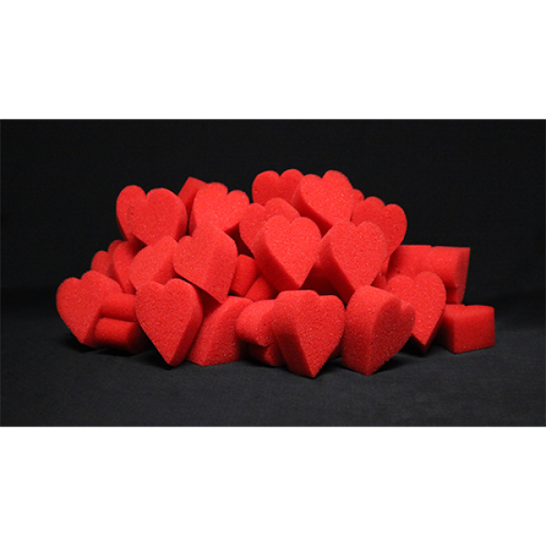Ultra Soft Red Heart by Magic By Gosh