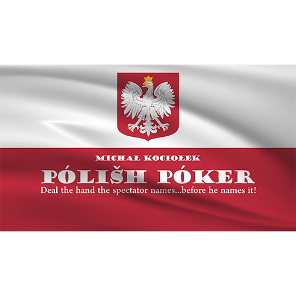 Polish Poker (Gimmicks and Online Instructions) by...