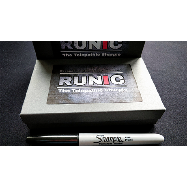 RUNIC by Jimmy Strange