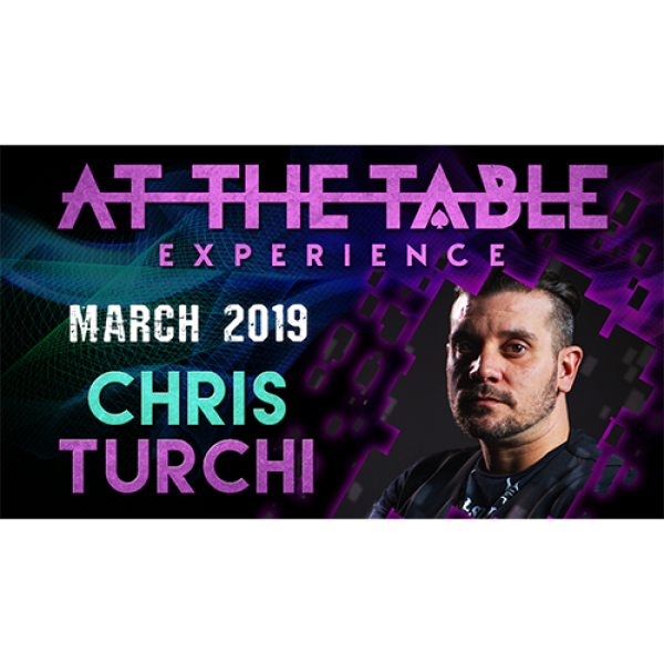 At The Table Live Lecture Chris Turchi March 20th ...