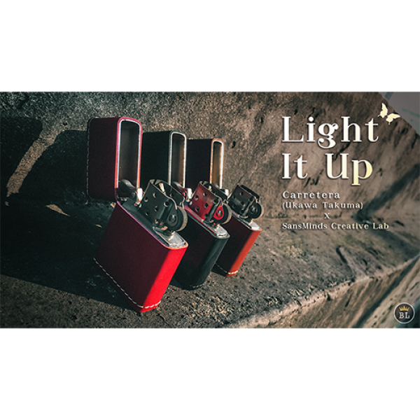 Limited Edition Light It Up Vigor Maroon (Gimmicks...