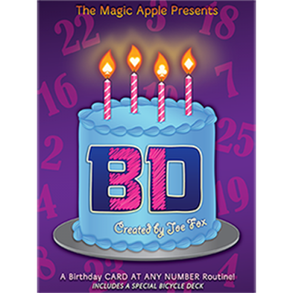 BD31 by Joe Fox and The Magic Apple