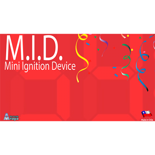 M.I.D. Mini Ignition Device (Gimmicks and Online I...