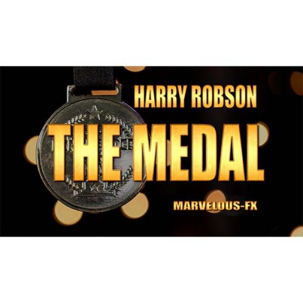 The Medal BLUE by Harry Robson & Matthew Wrigh...