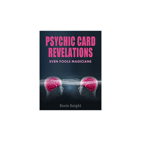 Psychic Card Revelations by Devin Knight eBook DOW...
