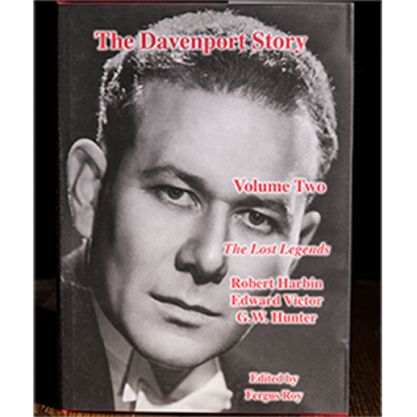 The Davenport Story Volume 2 The Lost Legends by F...