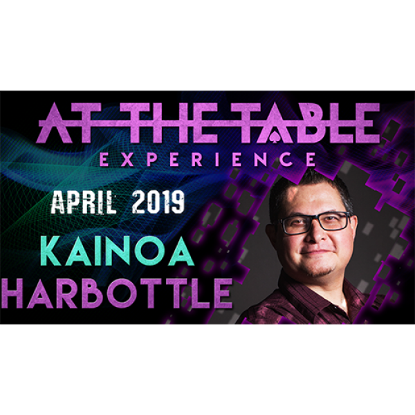 At The Table Live Lecture Kainoa Harbottle April 3...