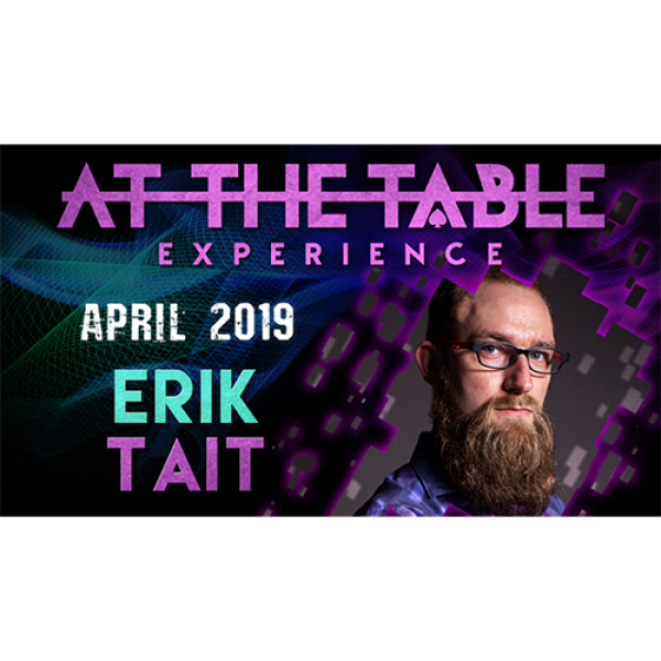 At The Table Live Lecture Erik Tait April 17th 201...