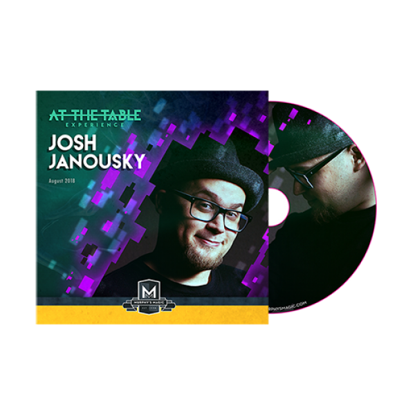 At The Table Live Josh Janousky - DVD