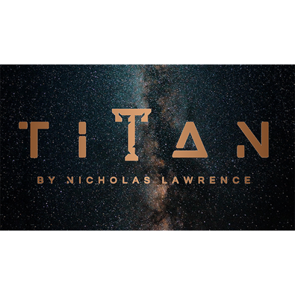 Titan (Gimmicks and Online Instructions) by Nicholas Lawrence