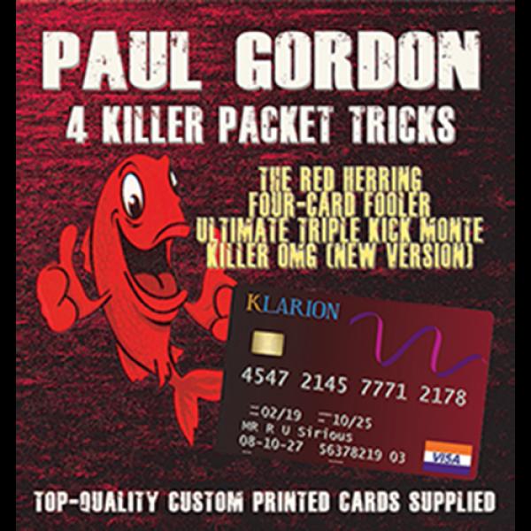 Paul Gordon's 4 Killer Packet Tricks Vol. 1