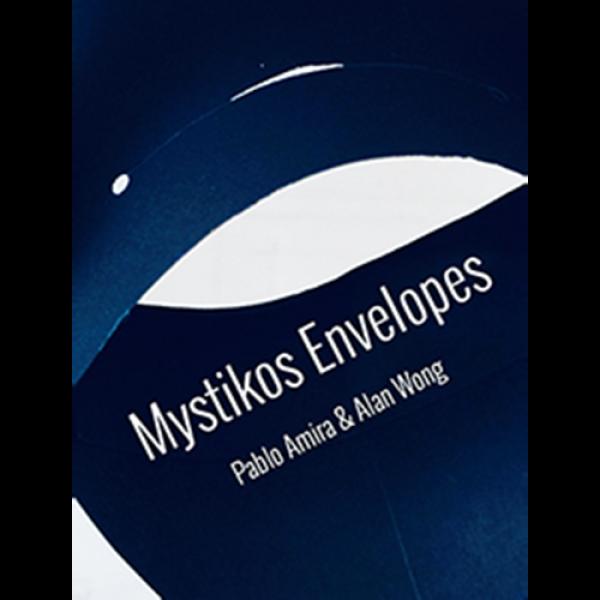 Mystikos Envelopes by Pablo Amira and Alan Wong